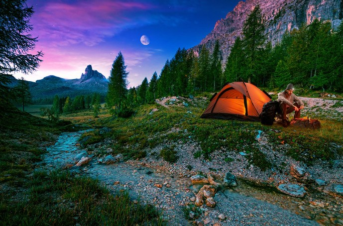 Tenda da campeggio sotto 100 euro : tunnel, cupola, ultraleggera, automatica, rapida, ecco quale comprare