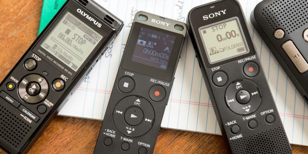 Migliori Registratori Vocali Digitali Professionali Portatili con audio di qualità sotto i 100 euro