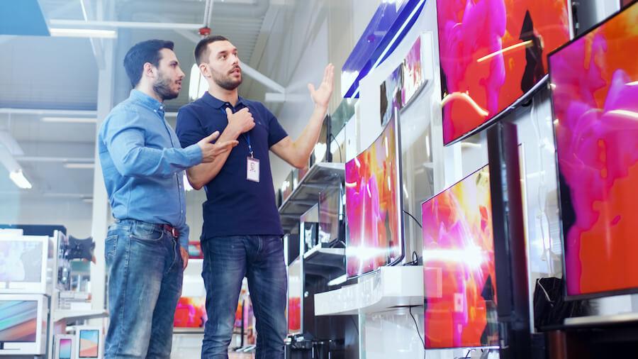 Quale televisore da 55 pollici 4K Smart Tv Hdr comprare con 500 euro Aprile 2021