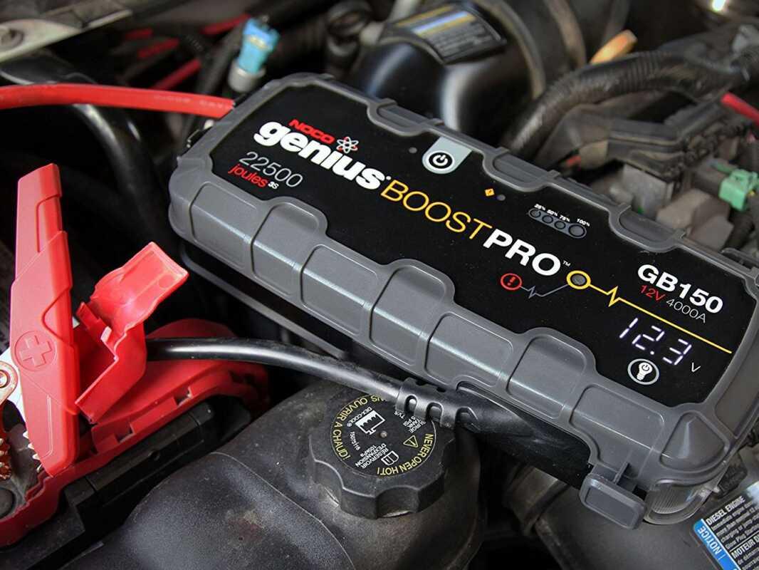 Migliori Avviatori Batteria Auto (Jump Starter) 100 euro