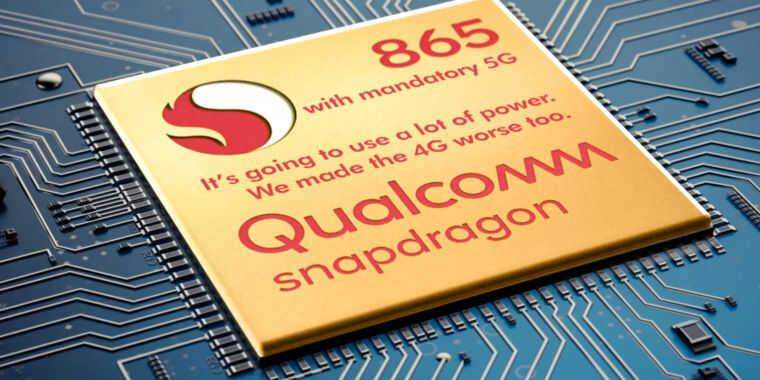 Migliori processori per Smartphone 5G