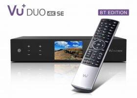 Recensione Vu+ DUO 4k SE decoder satellitare con Linux