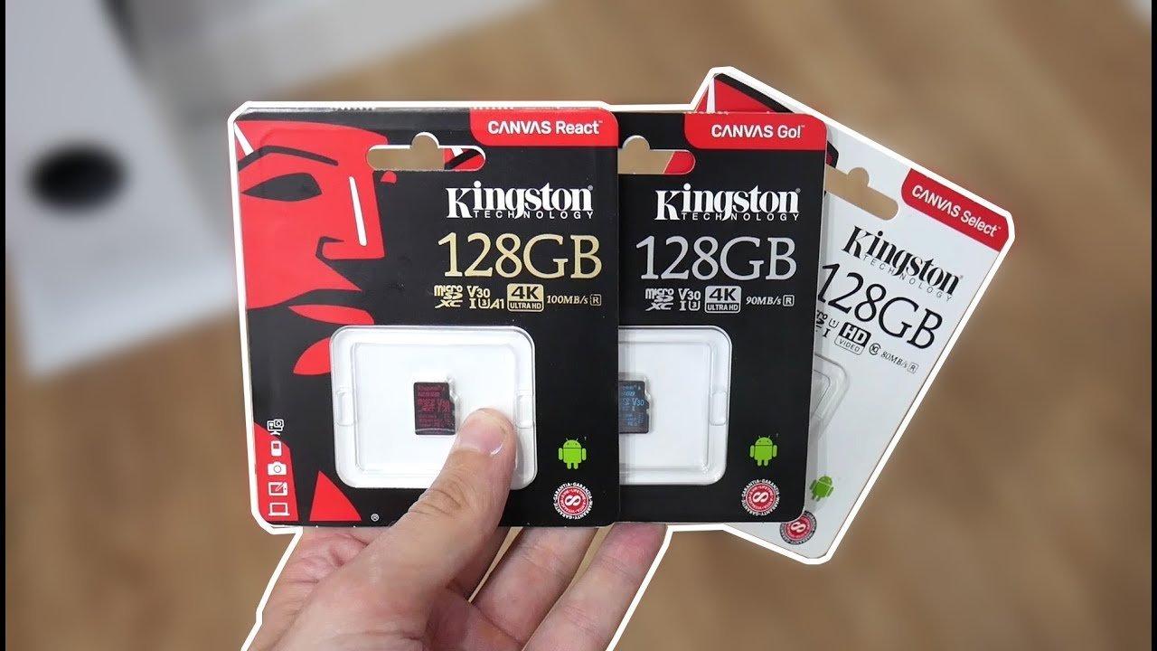 Le migliori schede di memoria SD, microSD (classe 10), CompactFlash, XQD e XQD (Ottobre 2021)